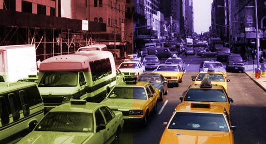 New York City Taxis